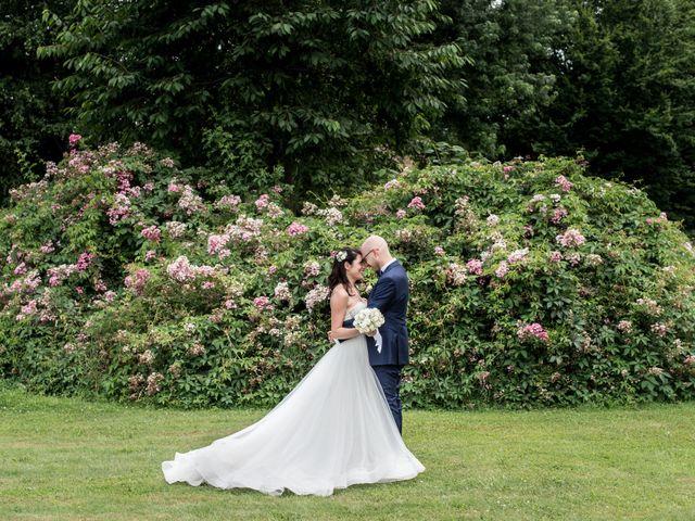 Il matrimonio di Andrea e Teresa a Cernusco Lombardone, Lecco 23