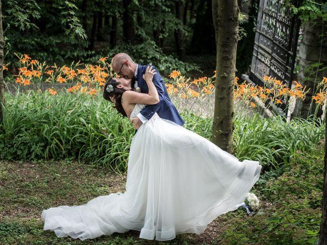 Il matrimonio di Andrea e Teresa a Cernusco Lombardone, Lecco 24