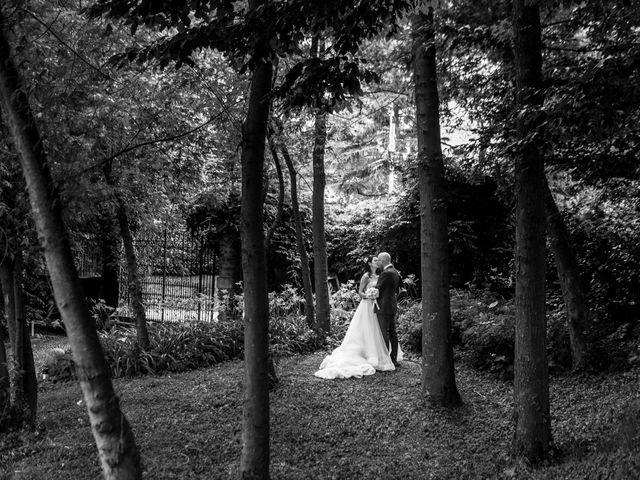 Il matrimonio di Andrea e Teresa a Cernusco Lombardone, Lecco 25