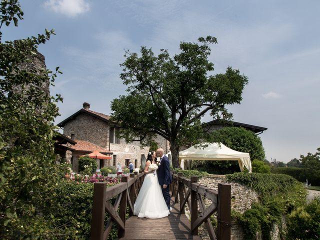 Il matrimonio di Andrea e Teresa a Cernusco Lombardone, Lecco 32