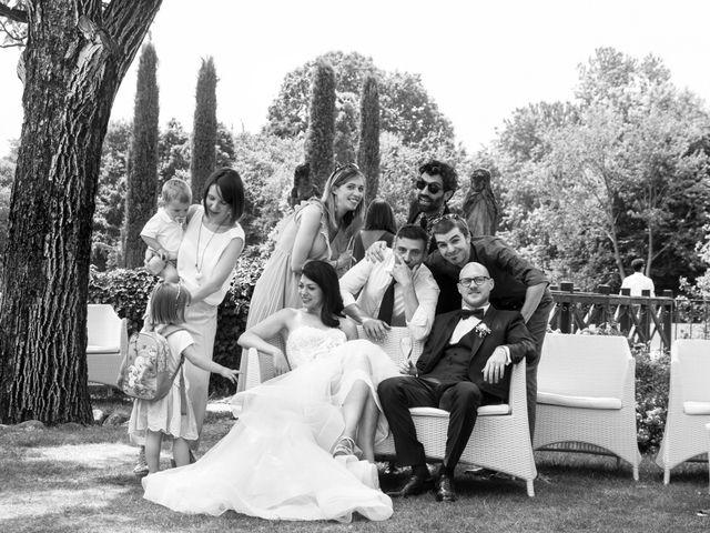 Il matrimonio di Andrea e Teresa a Cernusco Lombardone, Lecco 33