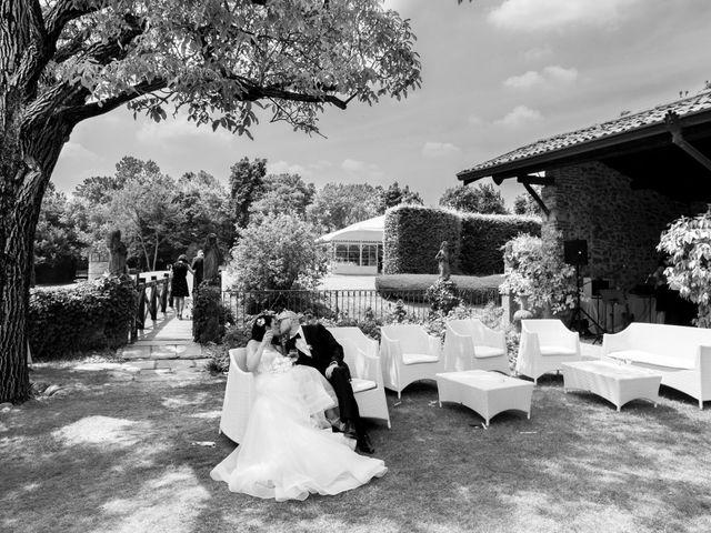 Il matrimonio di Andrea e Teresa a Cernusco Lombardone, Lecco 35