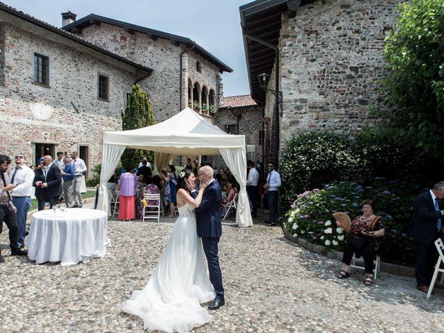 Il matrimonio di Andrea e Teresa a Cernusco Lombardone, Lecco 39