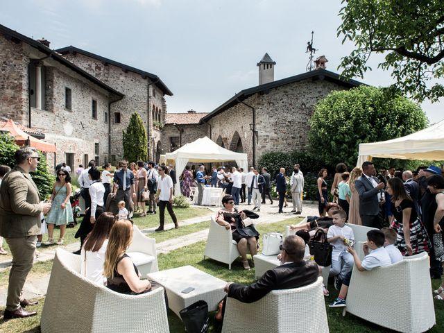 Il matrimonio di Andrea e Teresa a Cernusco Lombardone, Lecco 45