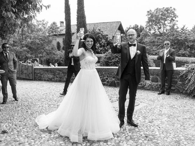 Il matrimonio di Andrea e Teresa a Cernusco Lombardone, Lecco 47