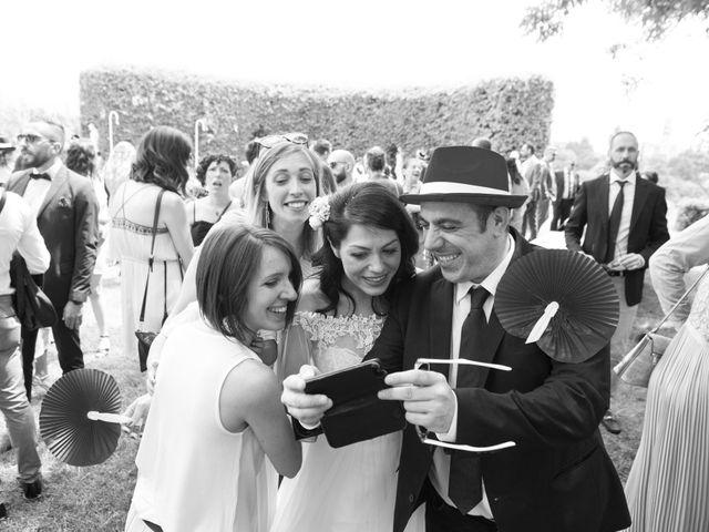Il matrimonio di Andrea e Teresa a Cernusco Lombardone, Lecco 54