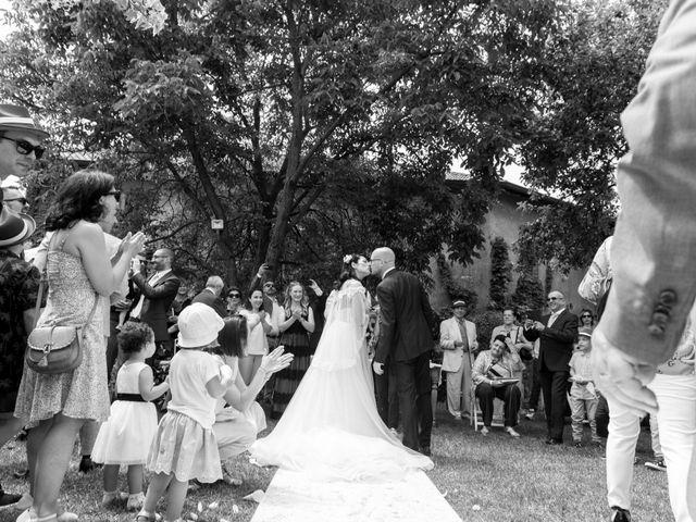 Il matrimonio di Andrea e Teresa a Cernusco Lombardone, Lecco 61