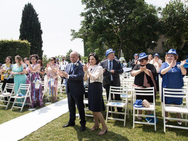 Il matrimonio di Andrea e Teresa a Cernusco Lombardone, Lecco 65