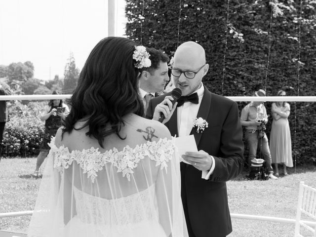 Il matrimonio di Andrea e Teresa a Cernusco Lombardone, Lecco 67