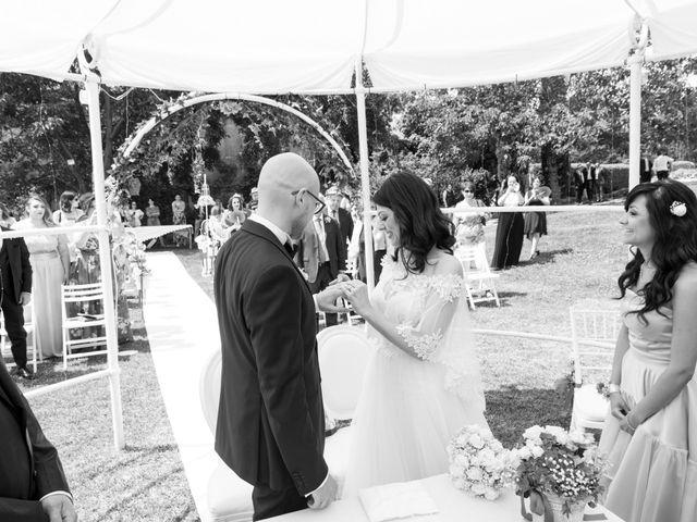 Il matrimonio di Andrea e Teresa a Cernusco Lombardone, Lecco 71