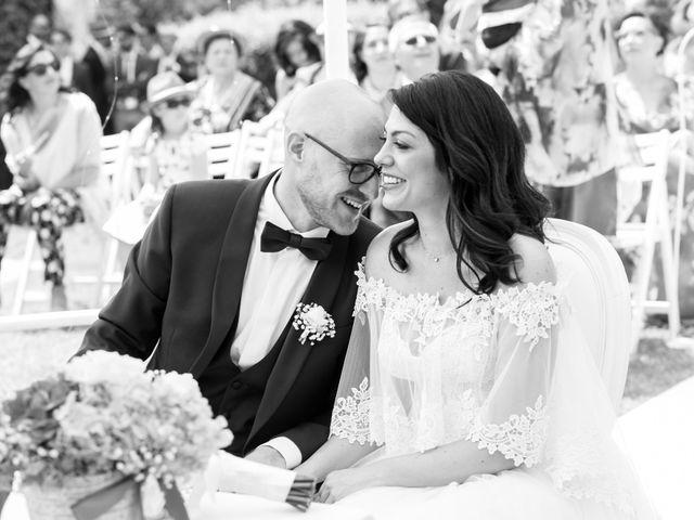 Il matrimonio di Andrea e Teresa a Cernusco Lombardone, Lecco 74