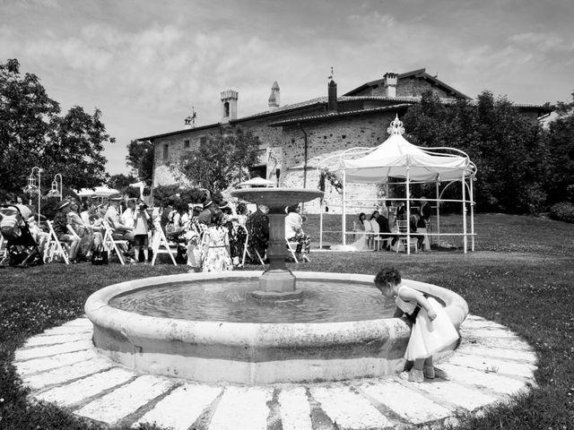 Il matrimonio di Andrea e Teresa a Cernusco Lombardone, Lecco 76