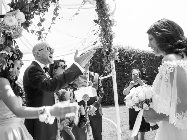 Il matrimonio di Andrea e Teresa a Cernusco Lombardone, Lecco 77