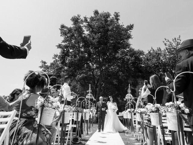 Il matrimonio di Andrea e Teresa a Cernusco Lombardone, Lecco 78
