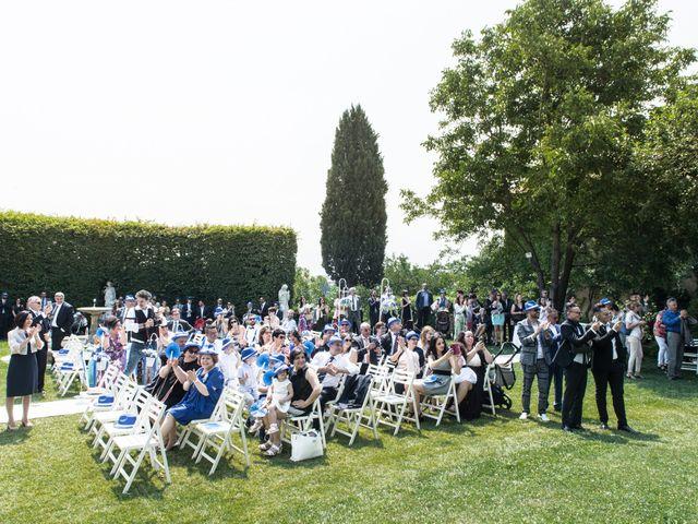 Il matrimonio di Andrea e Teresa a Cernusco Lombardone, Lecco 80