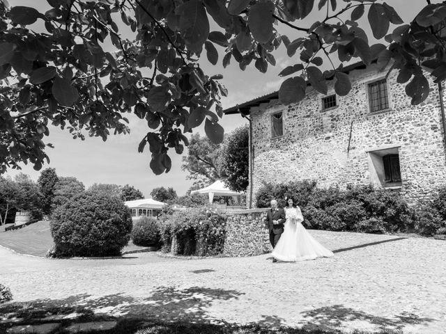 Il matrimonio di Andrea e Teresa a Cernusco Lombardone, Lecco 81