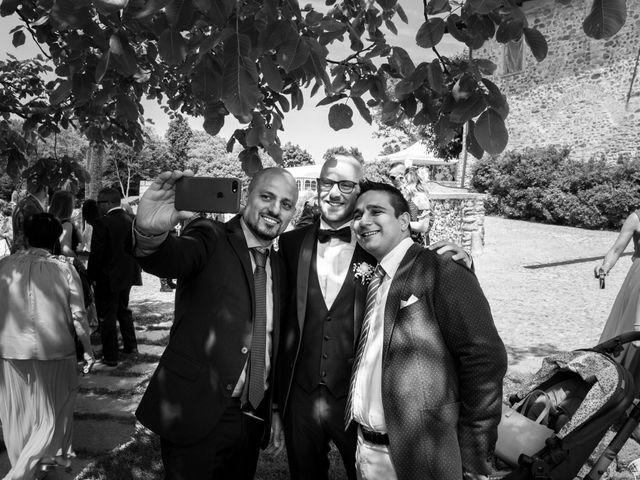 Il matrimonio di Andrea e Teresa a Cernusco Lombardone, Lecco 84
