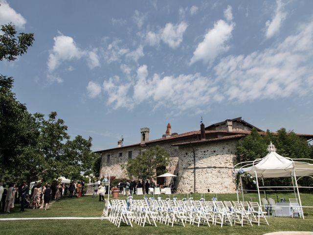 Il matrimonio di Andrea e Teresa a Cernusco Lombardone, Lecco 87