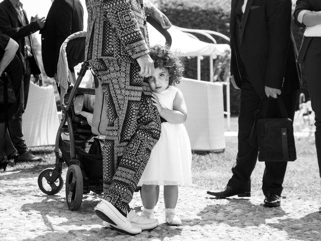 Il matrimonio di Andrea e Teresa a Cernusco Lombardone, Lecco 89