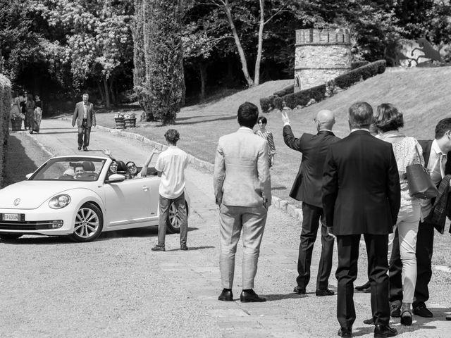 Il matrimonio di Andrea e Teresa a Cernusco Lombardone, Lecco 90