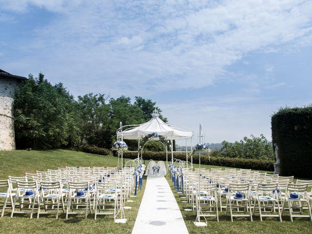 Il matrimonio di Andrea e Teresa a Cernusco Lombardone, Lecco 93