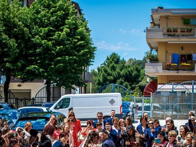 Il matrimonio di Veronica e Raffaele a Nocera Superiore, Salerno 3