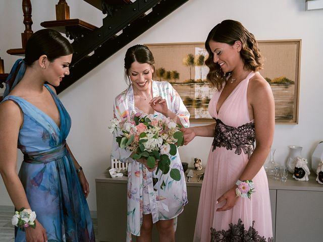 Il matrimonio di Letizia e Andrea a Ispica, Ragusa 9
