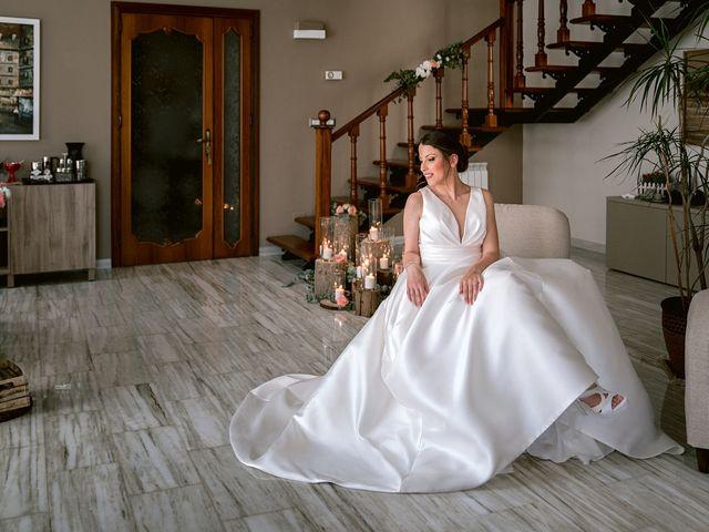 Il matrimonio di Letizia e Andrea a Ispica, Ragusa 17