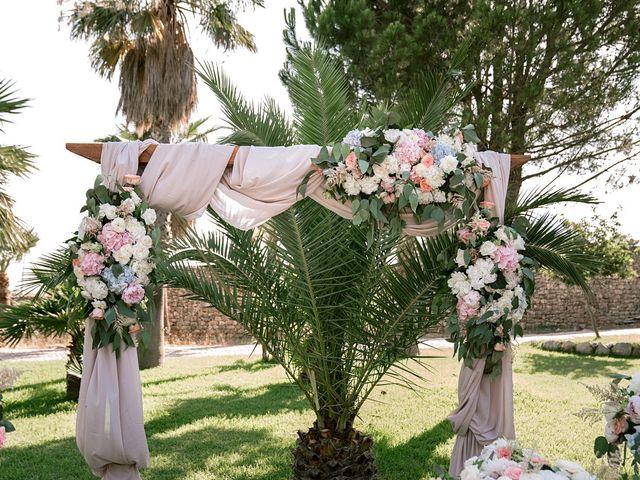 Il matrimonio di Letizia e Andrea a Ispica, Ragusa 22