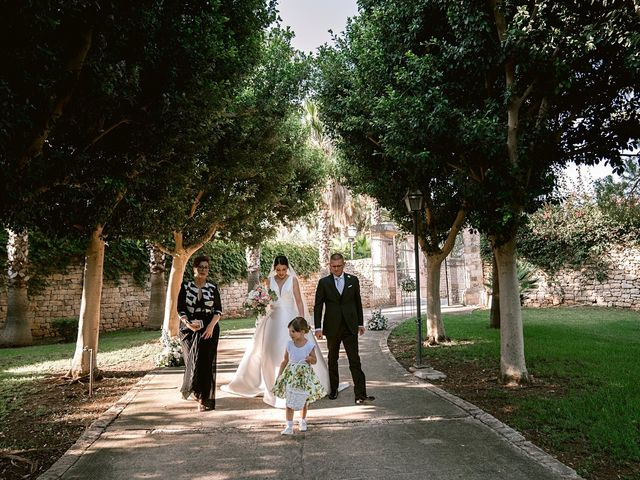 Il matrimonio di Letizia e Andrea a Ispica, Ragusa 25