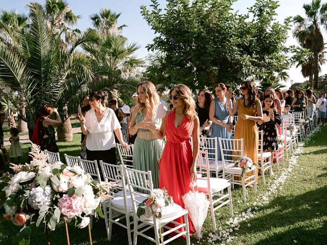 Il matrimonio di Letizia e Andrea a Ispica, Ragusa 26