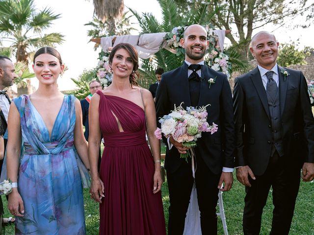 Il matrimonio di Letizia e Andrea a Ispica, Ragusa 27