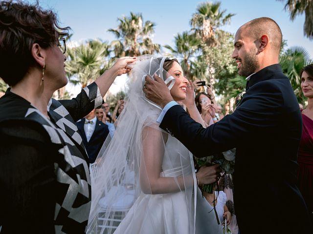 Il matrimonio di Letizia e Andrea a Ispica, Ragusa 28