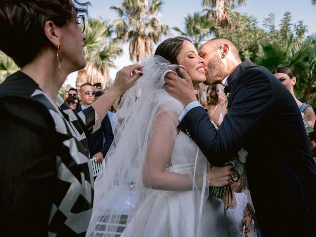 Il matrimonio di Letizia e Andrea a Ispica, Ragusa 29