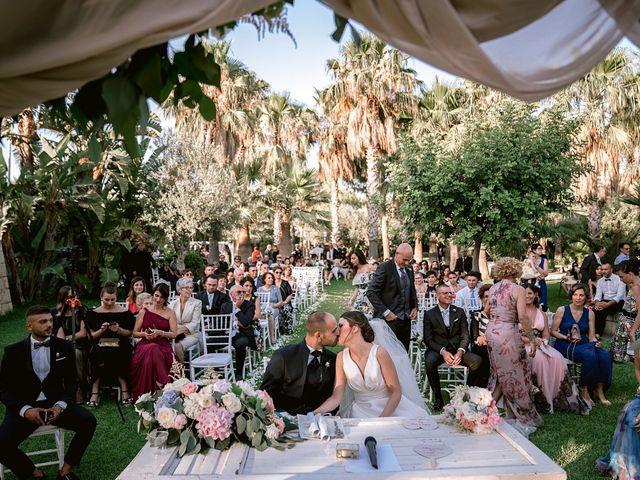 Il matrimonio di Letizia e Andrea a Ispica, Ragusa 30