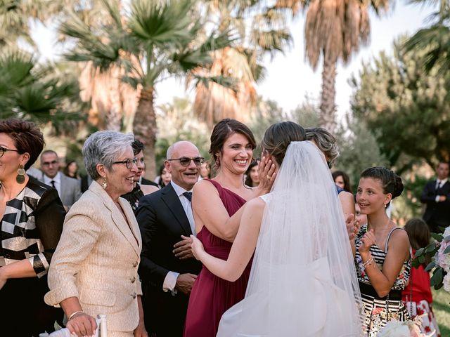 Il matrimonio di Letizia e Andrea a Ispica, Ragusa 31