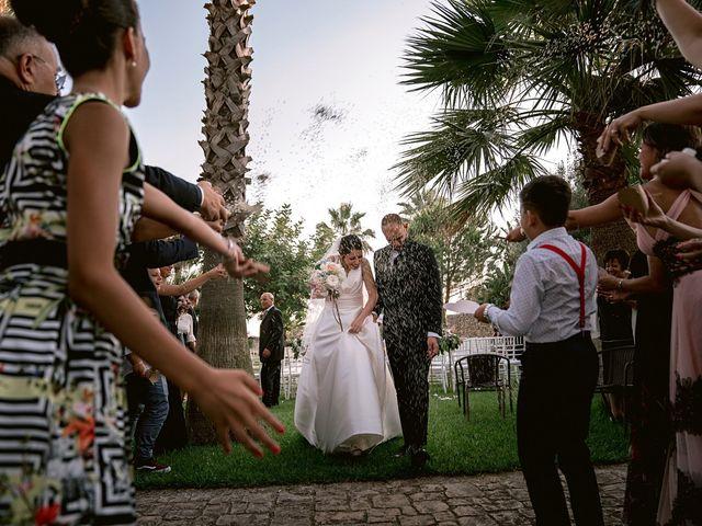 Il matrimonio di Letizia e Andrea a Ispica, Ragusa 32