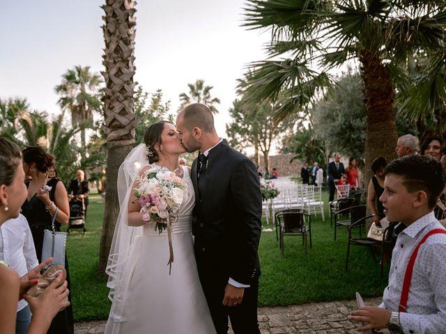 Il matrimonio di Letizia e Andrea a Ispica, Ragusa 33