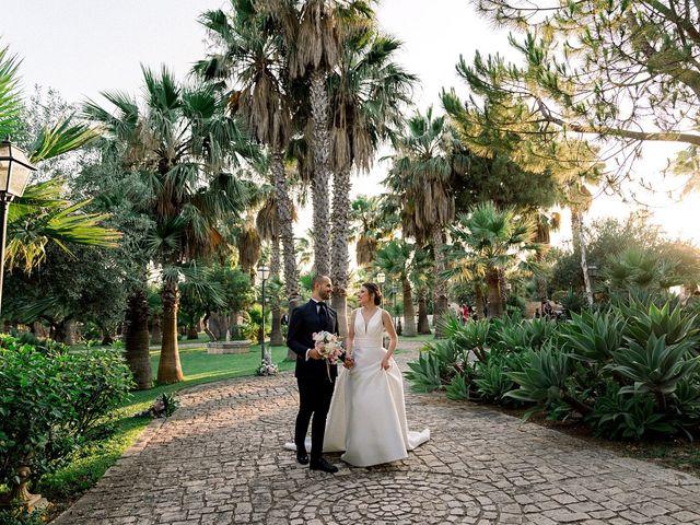 Il matrimonio di Letizia e Andrea a Ispica, Ragusa 34
