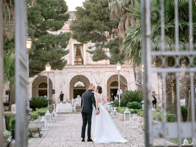 Il matrimonio di Letizia e Andrea a Ispica, Ragusa 42