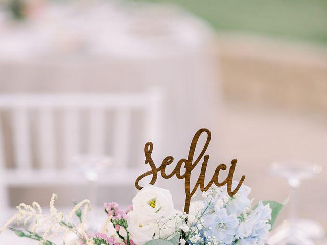 Il matrimonio di Letizia e Andrea a Ispica, Ragusa 43