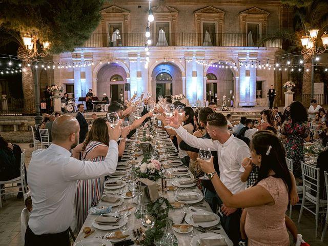 Il matrimonio di Letizia e Andrea a Ispica, Ragusa 45