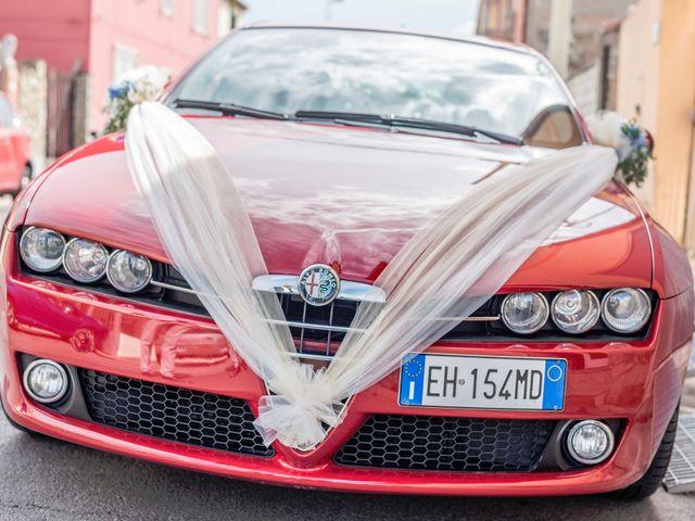 Il matrimonio di Gian Marco e Alina a Cagliari, Cagliari 23