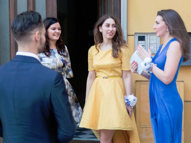Il matrimonio di Gian Marco e Alina a Cagliari, Cagliari 44