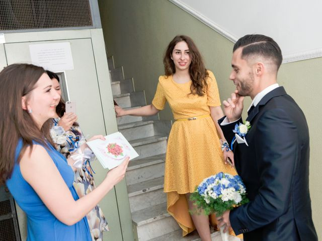 Il matrimonio di Gian Marco e Alina a Cagliari, Cagliari 46