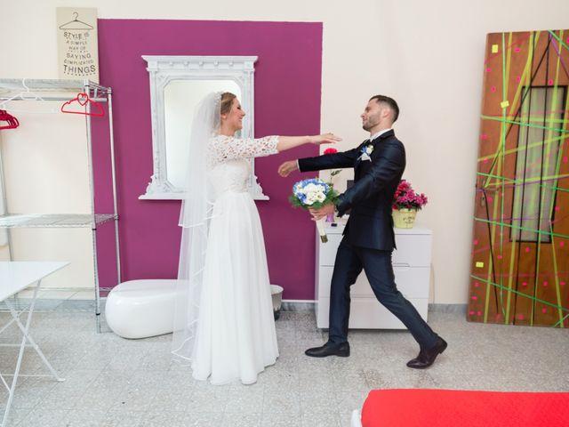 Il matrimonio di Gian Marco e Alina a Cagliari, Cagliari 48
