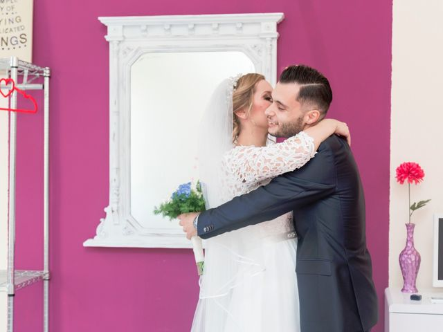 Il matrimonio di Gian Marco e Alina a Cagliari, Cagliari 49