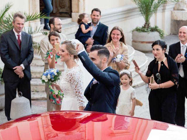 Il matrimonio di Gian Marco e Alina a Cagliari, Cagliari 52