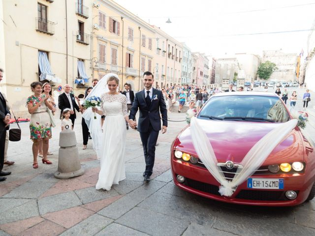 Il matrimonio di Gian Marco e Alina a Cagliari, Cagliari 53