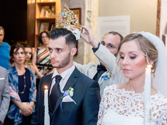 Il matrimonio di Gian Marco e Alina a Cagliari, Cagliari 77